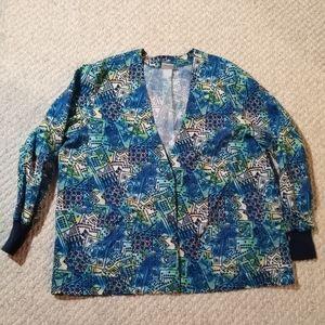 Nurse lab jacket
